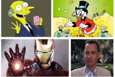 Los 8 millonarios del cine y la televisión que marcaron historia, ¡recordar es vivir!