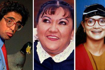 Los 8 personajes más queridos de la televisión, ¿los recuerdas?