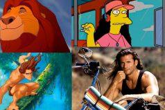 Los 8 personajes mechudos que jamás olvidaremos, ¡grandes melenas y muy divertidos!