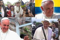 """El papa no está contento, está """"muy contento"""": portavoz del Vaticano"""