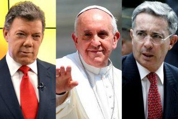 Para el Papa todos somos iguales, incluidos los políticos