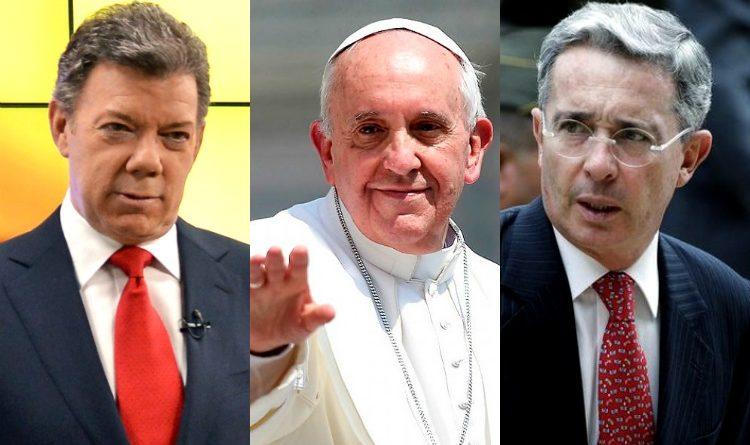 Para el Papa todos somos iguales, incluido los políticos