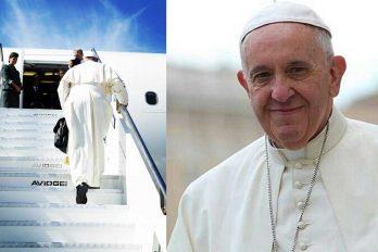 ¿Qué lleva el Papa en ese maletín negro que siempre lo acompaña?