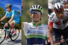 Grandes todos nuestros ciclistas que participaron en la Vuelta España 2017