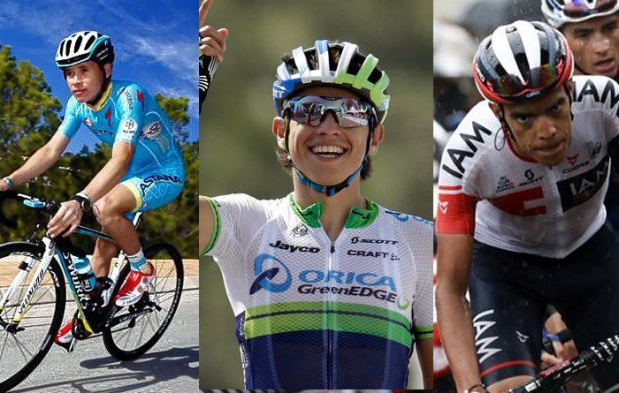 Vuelta españa 2017 Colombia
