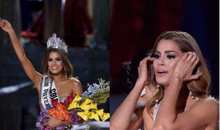 Ariadna Gutiérrez, dice que a veces siente que todos sabía del 'error' en Miss Universo, menos ella