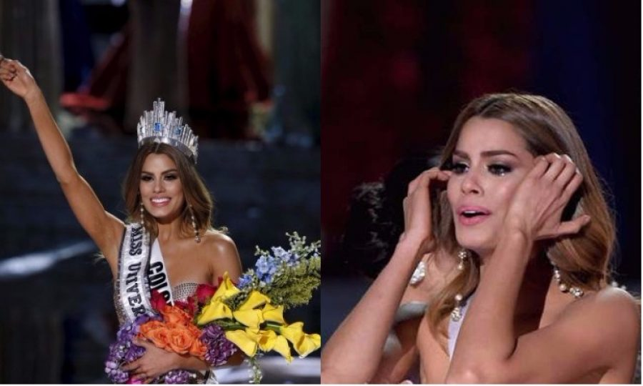 Ariadna Gutiérrez, dice que a veces siente que todos sabían del 'error' en Miss Universo, menos ella
