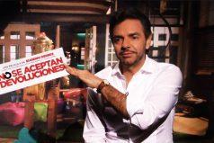 Eugenio Derbez pide adelanto de salario para poder ayudar a México