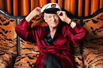 ¿Sabes quién interpretará a Hugh Hefner en la película biográfica del fundador de Playboy?