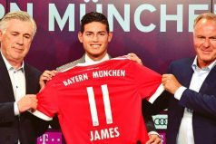 ¿Incomodidad por llegada de James Rodríguez al Bayern?