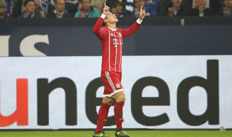 ¡James brilló con el Bayern Múnich! Así destacó su equipo la actuación del colombiano