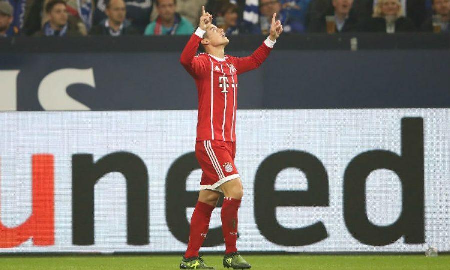Esto dijo el Bayern de James. ¡Sin duda tienen toda razón!