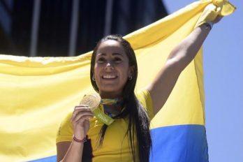 Para los Juegos Olímpicos de Tokio hay que trabajar el triple: Mariana Pajón