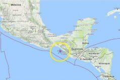 Terremoto de magnitud de 8,2 en México