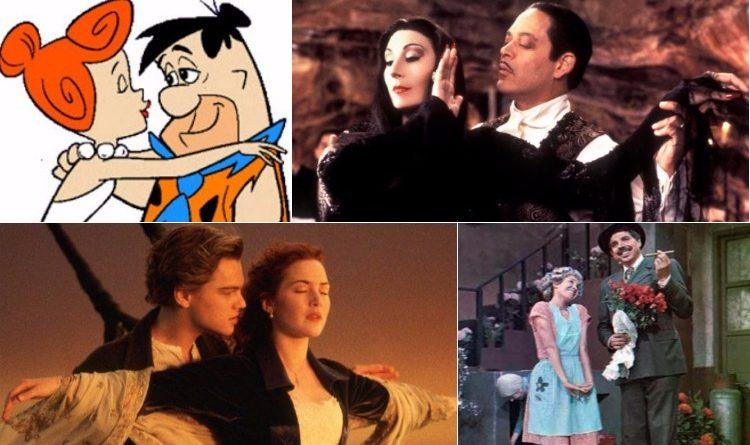 7 parejas del cine y la televisión que nos hacen creer en el amor para siempre