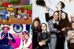 Los personajes más locos de la televisión. ¿Los recuerdas?