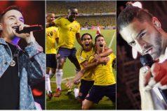 Un reguetonero colombiano interpretaría la canción oficial del Mundial de Rusia 2018