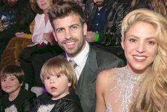 Esta foto demuestra que entre Shakira y Piqué no hay ninguna crisis. ¡Qué viva el amor!