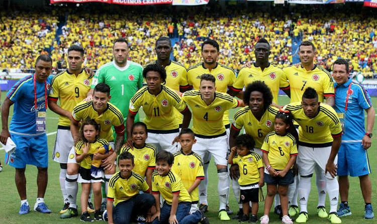 Colombia empata con Brasil y suma un punto valioso en las Eliminatorias