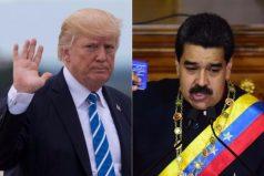 """Venezuela se defenderá de ataques del """"emperador Trump"""""""