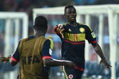 Colombia clasificó a octavos de final en el Mundial de India sub 17