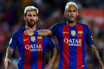 Messi y Neimar de nuevo son amenazados por el estado islámico, ¡que triste noticia!