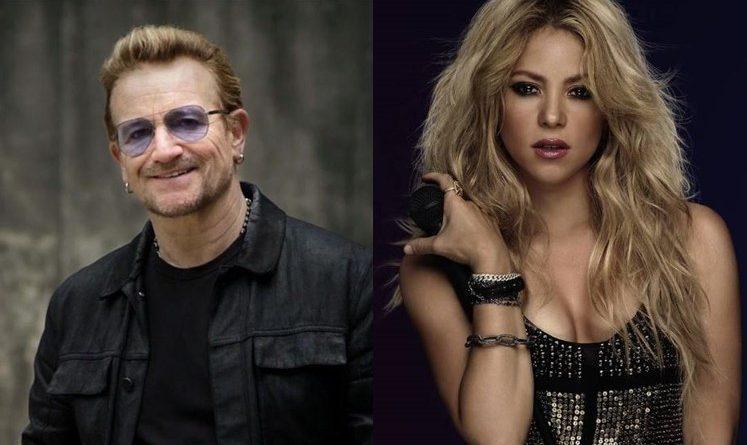 Bono Shakira