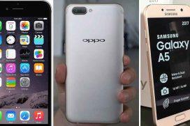 Estos son los 10 celulares más vendidos en el mundo