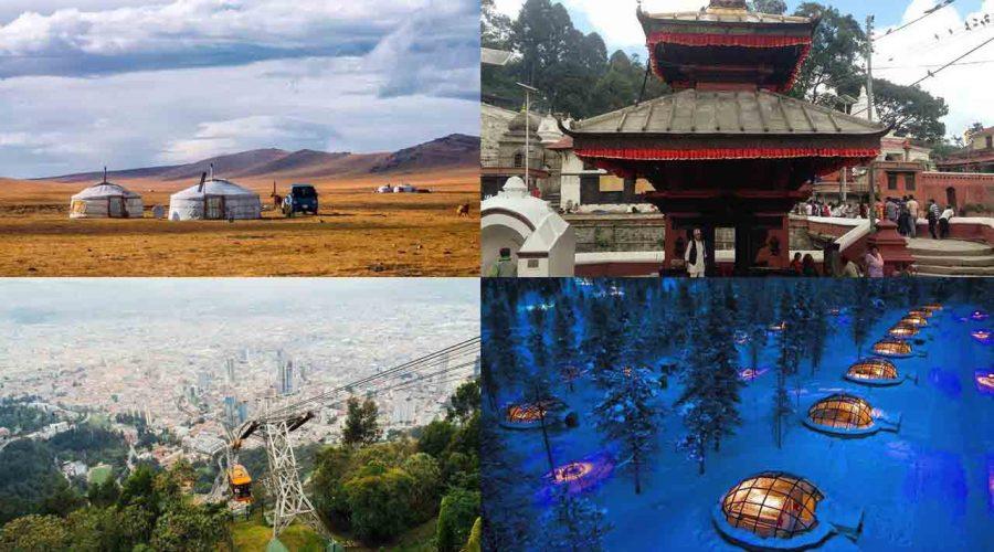 Estos son los 10 mejores países para visitar en 2017 según Lonely Planet