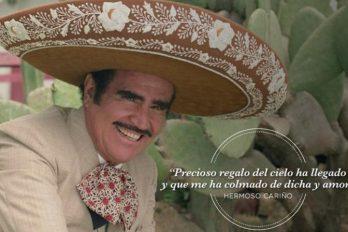 ¡Vicente Fernández en modo viral! Estas son las frases que 'Chente' comparte en redes sociales