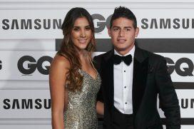 ¿Muy cambiados? Así lucían James Rodríguez y Daniela Ospina antes de ser famosos