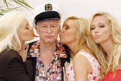 Playboy rinde homenaje a Hugh Hefner, ¡hermoso y muuy merecido!