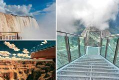 Las 8 panorámicas más extremas del mundo, ¿te gustaría conocerlas?