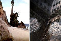 8 lugares famosos destruidos en las películas, ¿conoces algunos?