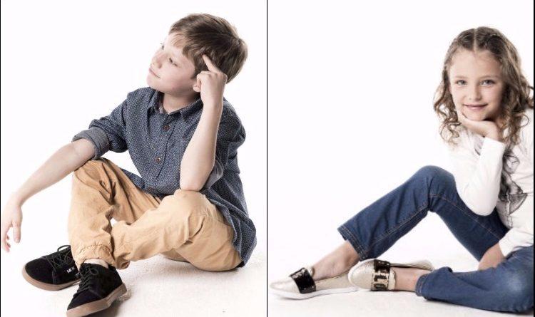 ¿Quieres que tus hijos estén a la moda? Estas son las tendencias en calzado infantil