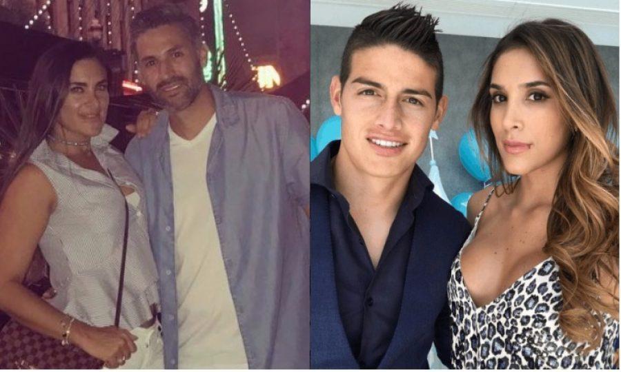 Daniela Ospina y la esposa de Yepes encantan a las redes sociales con fotos de sus vacaciones