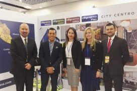 Hoteles City Express fortalece su promoción en Colombia