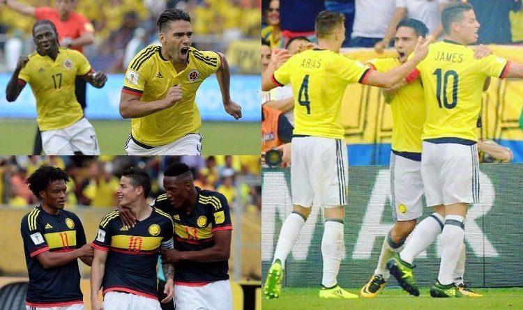 Colombia, podría clasificarse al mundial este jueves. ¿Qué tendría que pasar para lograrlo?