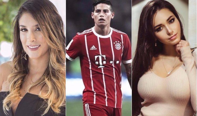 Comparan a Daniela Ospina con Helga Lovetaky por esta foto. ¿Crees que se parecen?