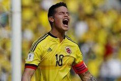 James Rodríguez envía un mensaje a Colombia previo al partido contra Perú
