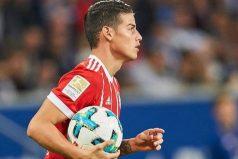 Esto dijo el nuevo técnico del Bayern sobre James. ¿Buenas o malas noticias para él?