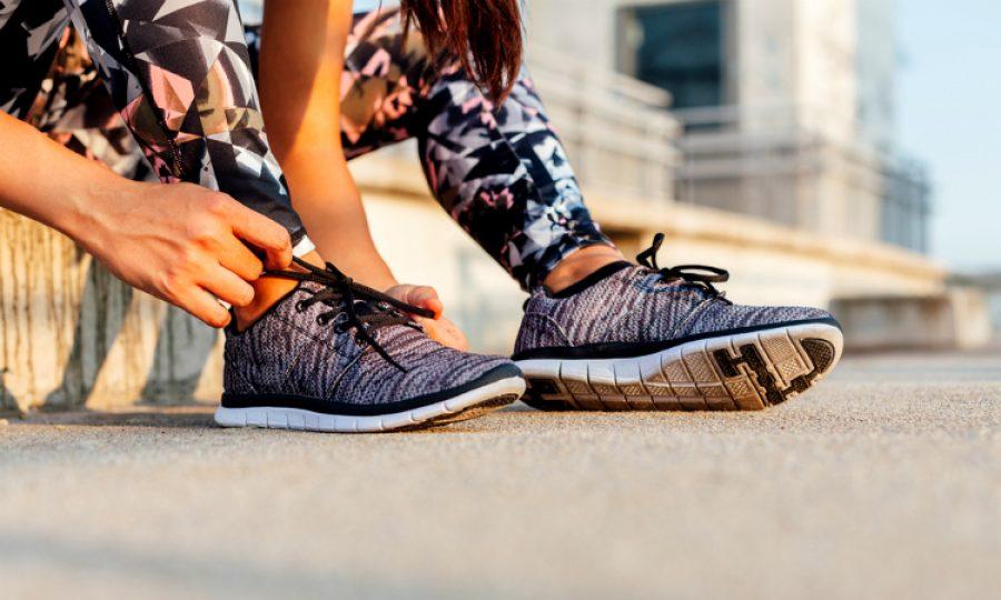 Tipos de zapatillas y un premio que te permitirá comprarlas