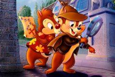 ¿Recuerdas a Chip y Dale? El homenaje que te hará revivir tu infancia