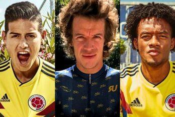 Productos de deportistas colombianos que puedes comprar con este premio