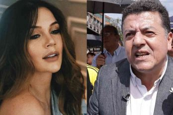 Lina Tejeiro ganó la pelea contra los taxistas, ¡buena noticia!