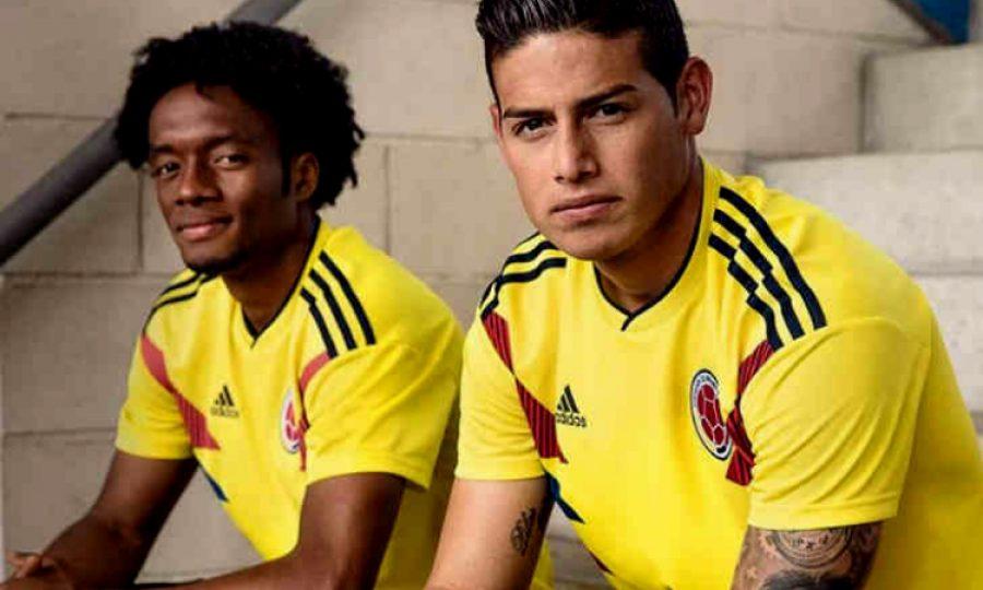 Gánate el dinero para comprar la nueva camiseta de la Selección Colombia