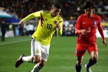 Colombia probó alternativas ¡Seguimos apoyando al equipo de todos camino al mundial!