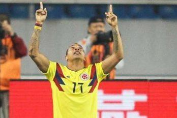 La selección Colombia no fue cuento Chino y se despidió de Asia con goleada