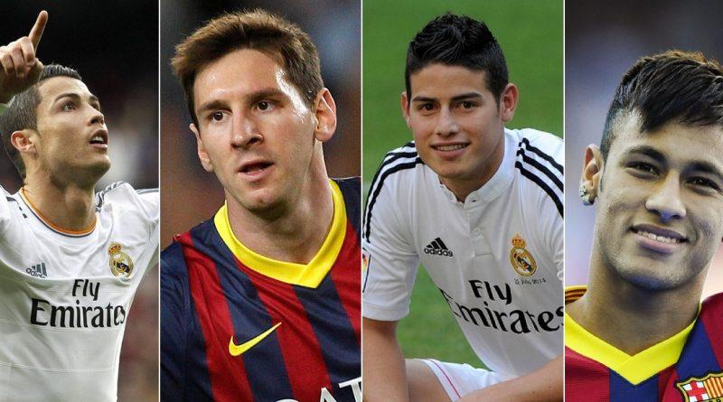 Donación de Messi