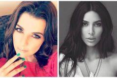 Comparan a la bella Carolina Cruz con las Kardashian, mira la razón